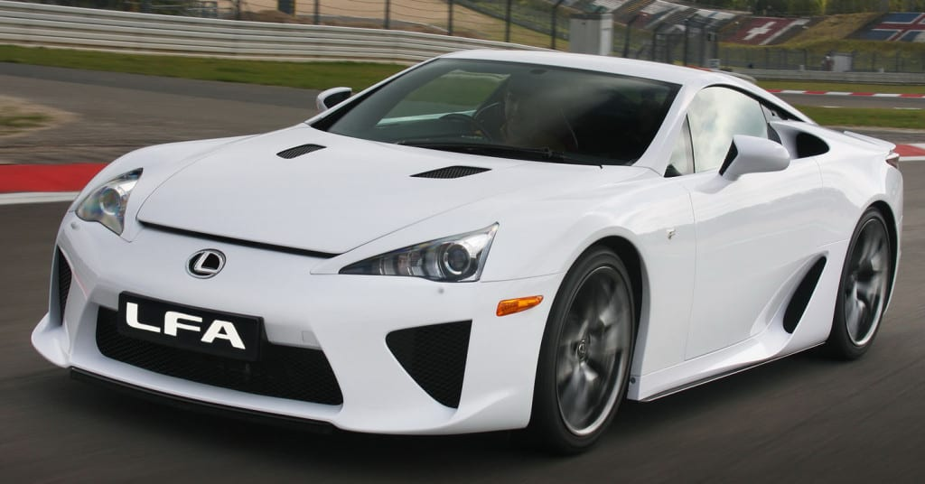 Lexus LFA: Everything You Ever Wanted to Know