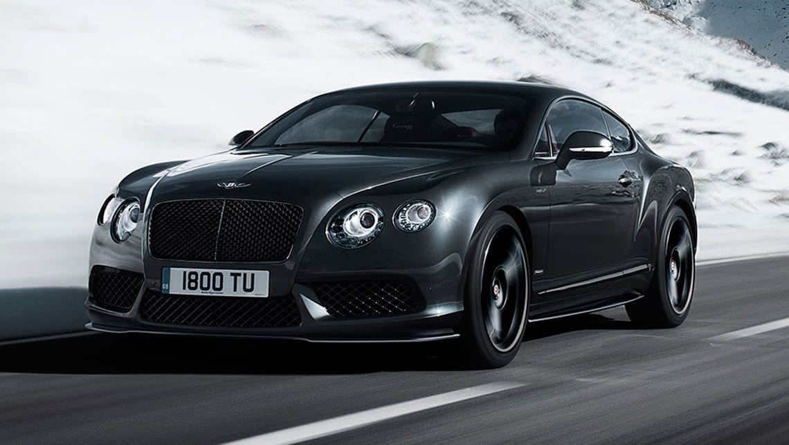 Bentley Continental GT, Most Expensive Maintenance