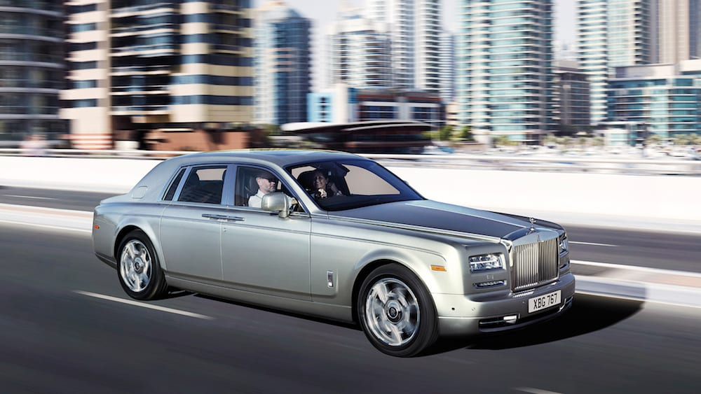 Rolls Royce Phantom, Most Expensive Maintenance