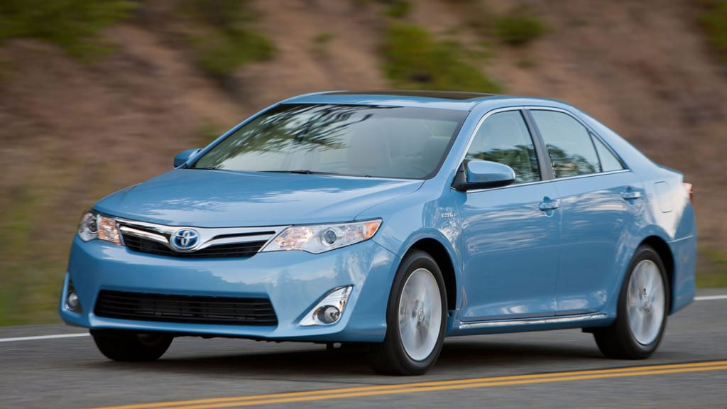 The Five Most Reliable Toyotas Ever Made