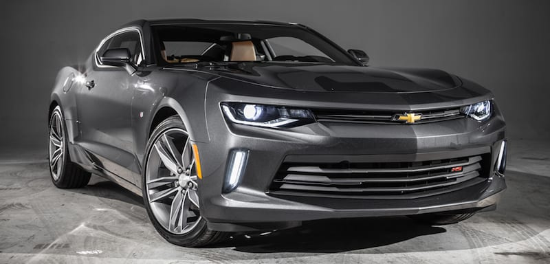 The Camaro Is Back – More Equipped Than Ever
