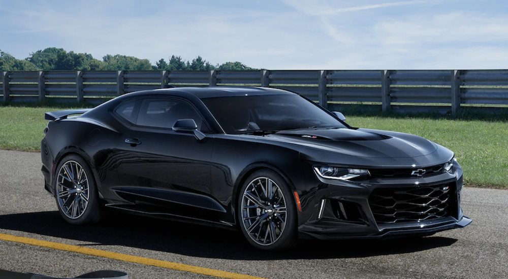 What S The Difference Between The Camaro Zl1 And Ss