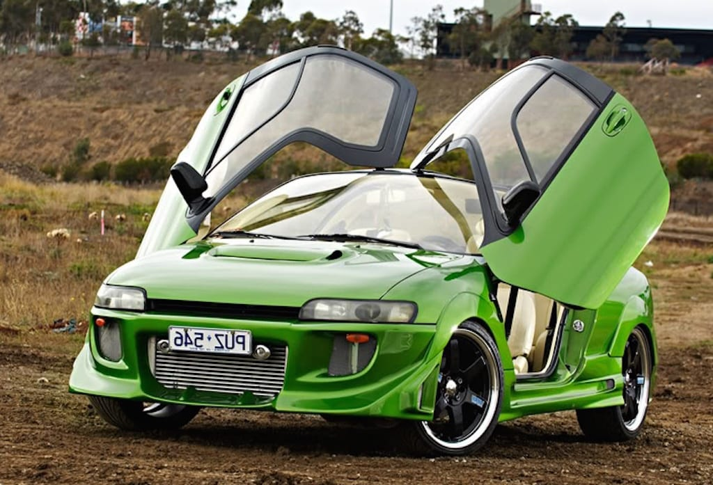 The Rarest Toyota Models Of All Time