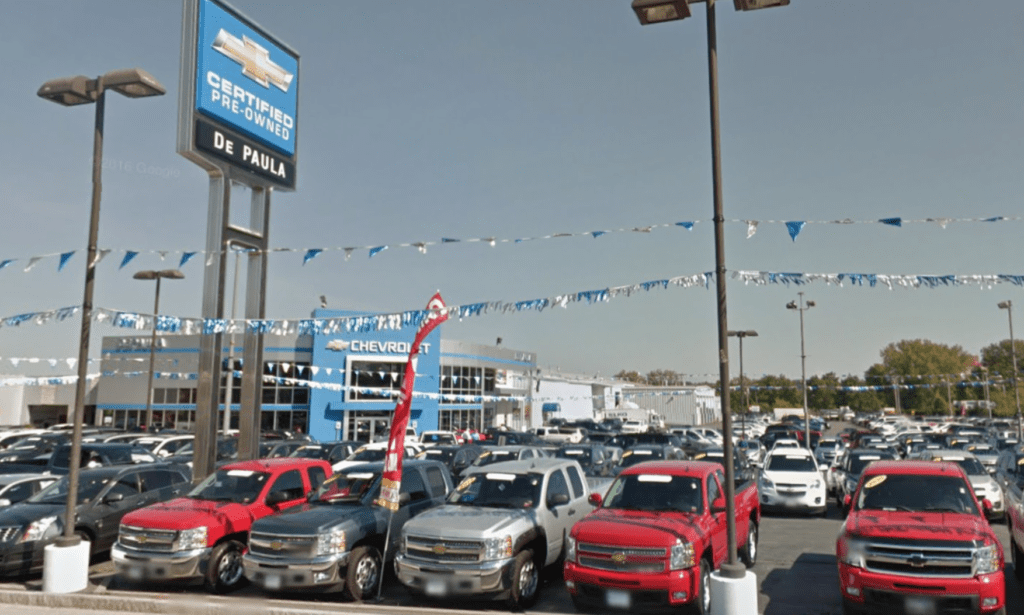 DePaula Chevrolet has All Things Chevy