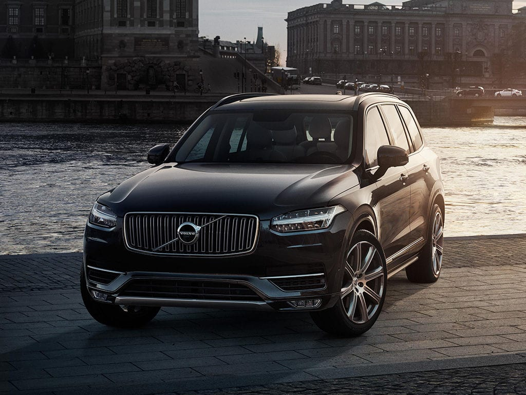 Out with the Old, In with the New – XC90, that is…