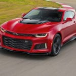 The 2017 Chevrolet Camaro ZL1 is the Best