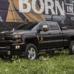 Chevy and Carhartt Teamed Up to Make the Silverado Hd Concept