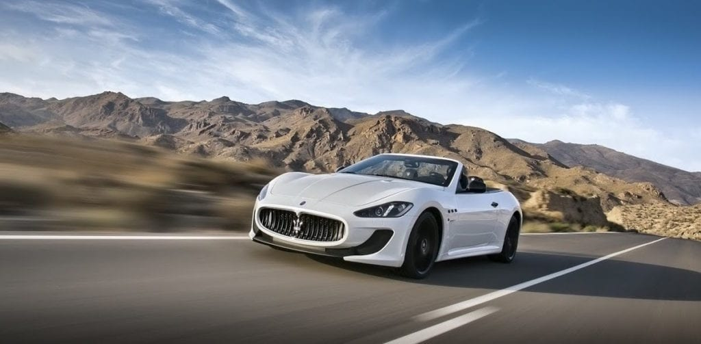 Maserati Enters Sports Car Production Hiatus