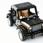 Lego Jeep Wrangler Makes your Inner Child Giddy