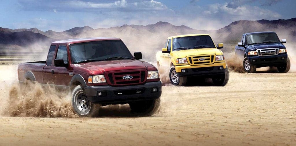 3 Types of Used Trucks Circulating Through the Market