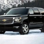 Chevy SUV the Perfect Choice