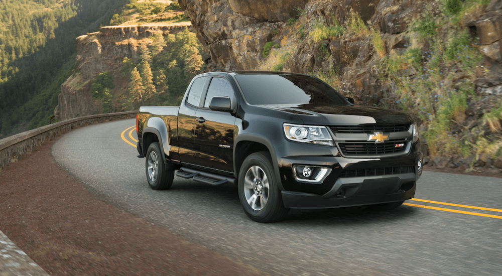 How the 2018 Chevy Colorado Edges out Midsize Competitors