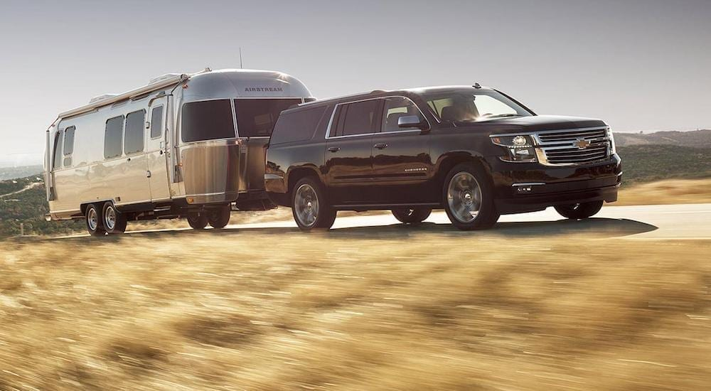 Choosing Between A Van And An SUV