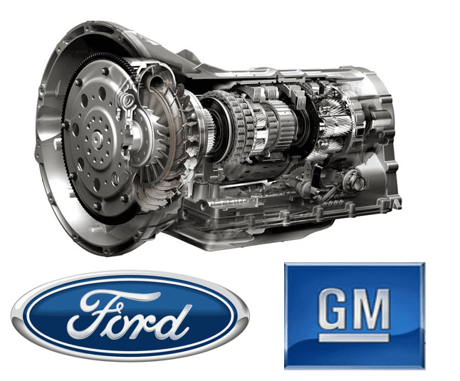 Ford/GM 10-Speed Transmission