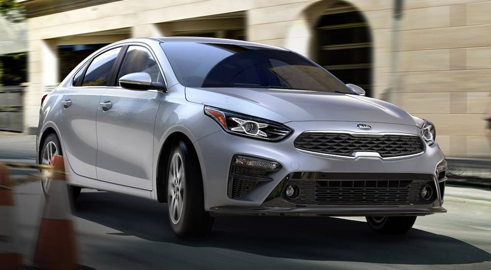 Can the 2019 Kia Forte Change Our Mind?
