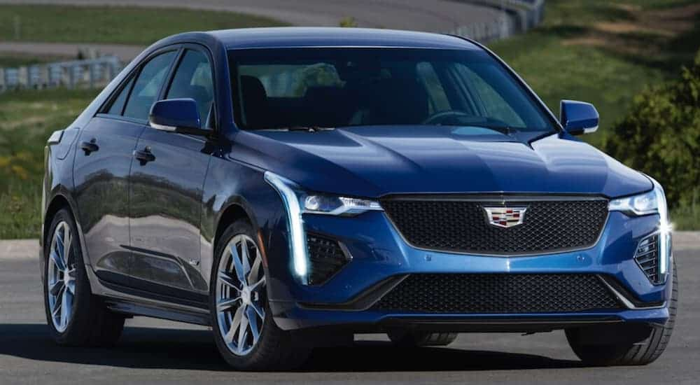 First Look At The All-New 2020 Cadillac CT4