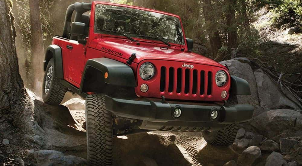 Why the Jeep Wrangler is a Favorite for Off-Road Enthusiasts thumb
