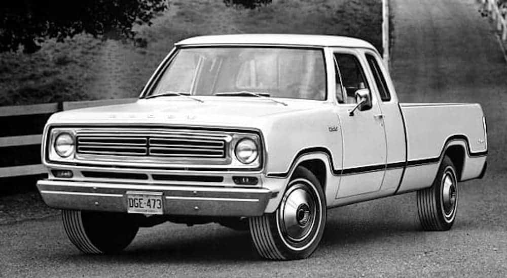 What Transmissions Has the Ram Pickup Used?