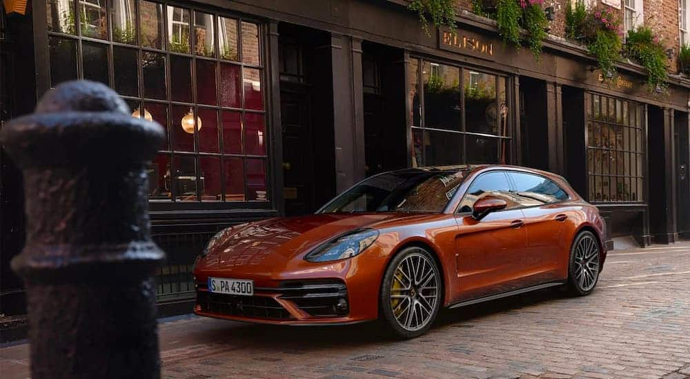 5 Standout Features of the Porsche Panamera