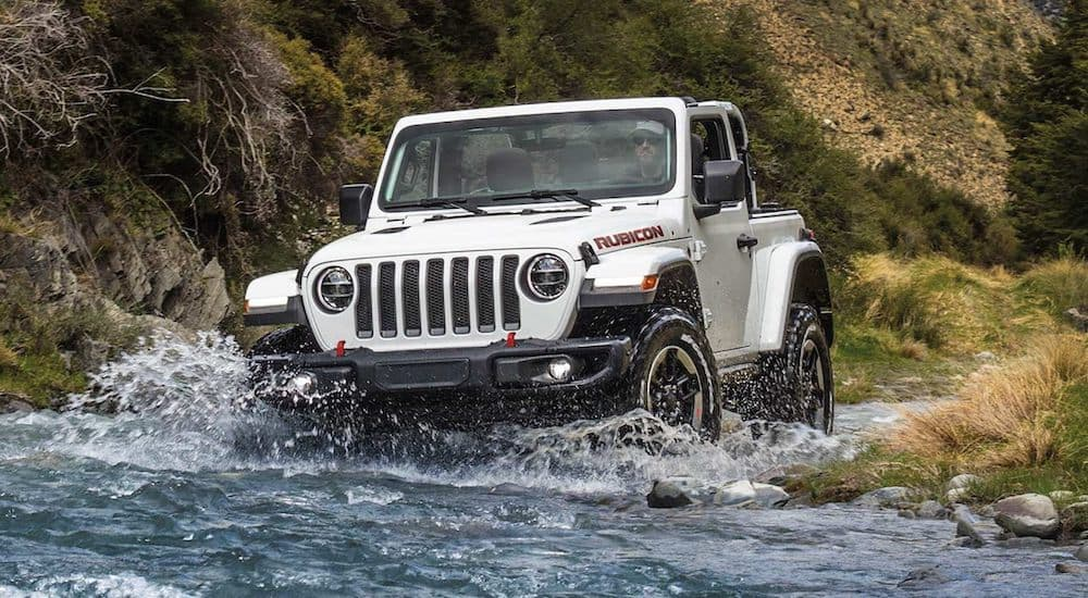 The Jeep Wrangler for 2021 and Beyond