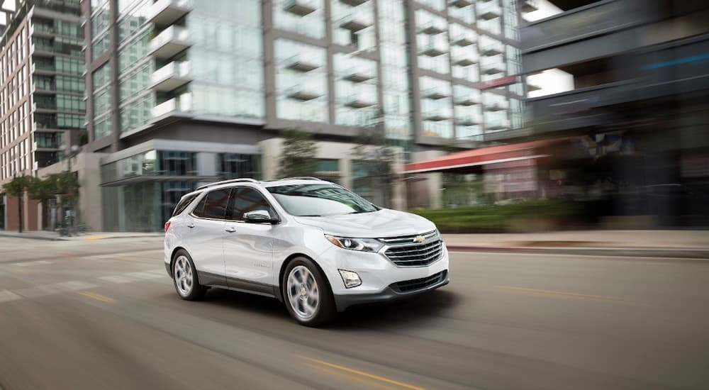Is A Used Chevrolet Equinox Right For You?