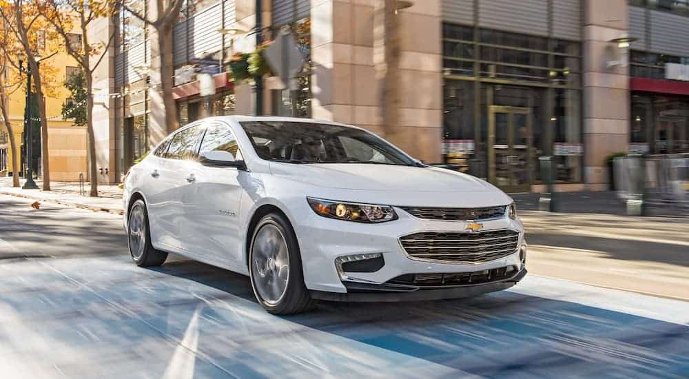 8 Reasons Why the Chevy Malibu Is a Good Car