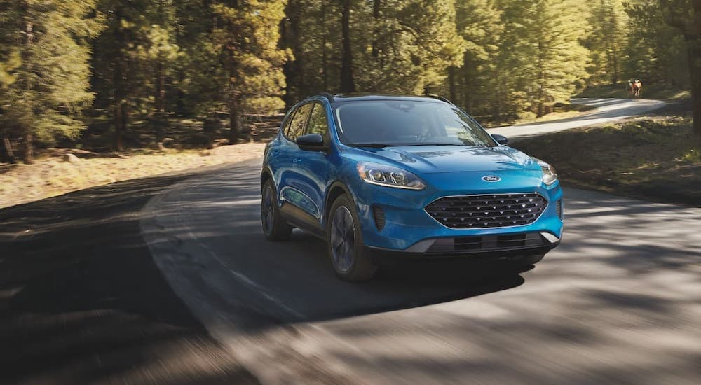 2021 Ford Escape: A Compact Crossover for Today's Driver