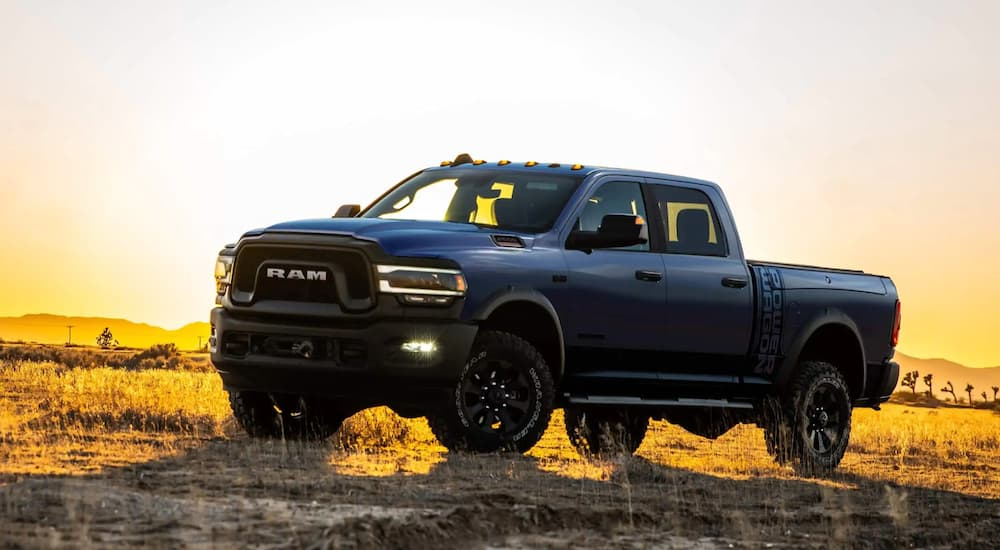 How a Giant Levels Up: The 2021 Ram 2500