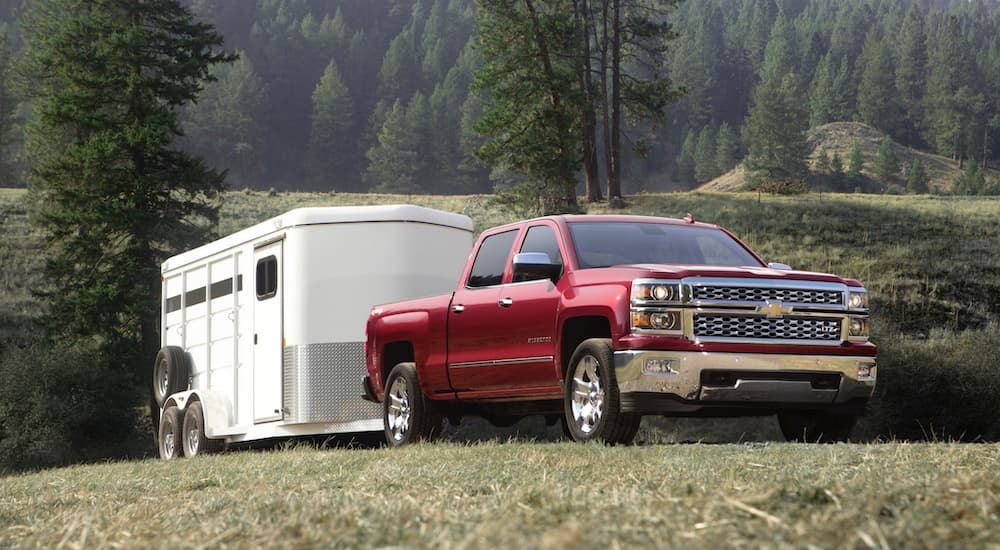 Pre-Owned: Reasons Why Chevy Is the Best for Used Pickup Trucks