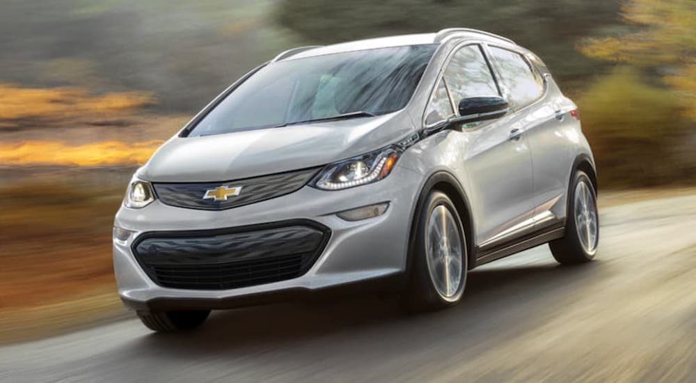 Everything You Need to Know About the New Chevy EV Model