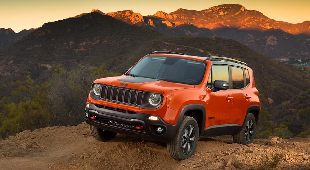 2021 Jeep Renegade: Where Affordability Meets Dependability