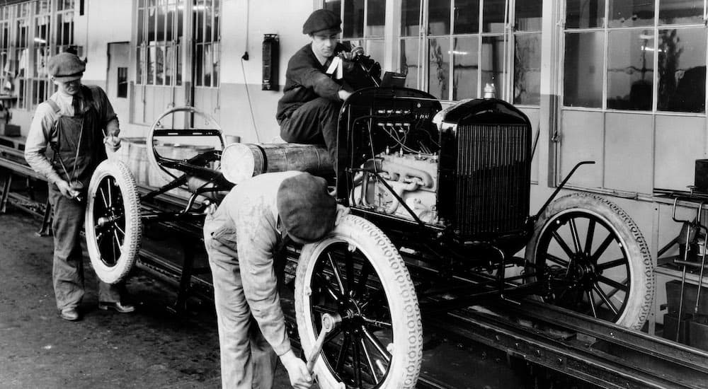 From Farm Tool to Luxury Ride: The Rich History of the American Pickup Truck
