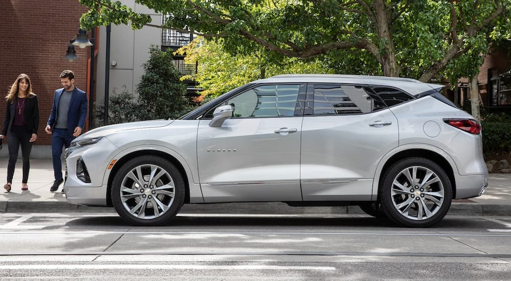 The 2022 Chevy Blazer: Not Just Another Crossover