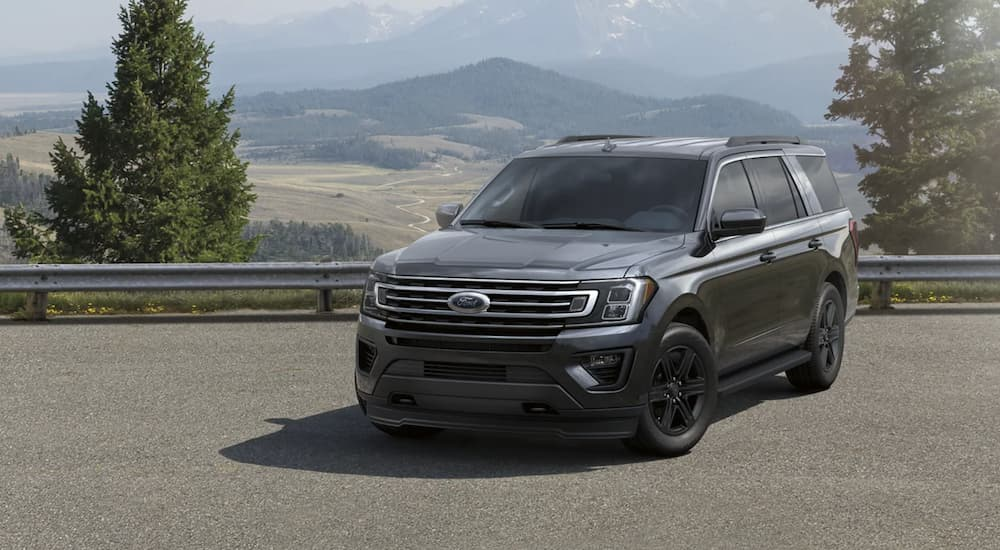 A Full-Size Battle: The 2021 Ford Expedition vs the 2021 Nissan Armada