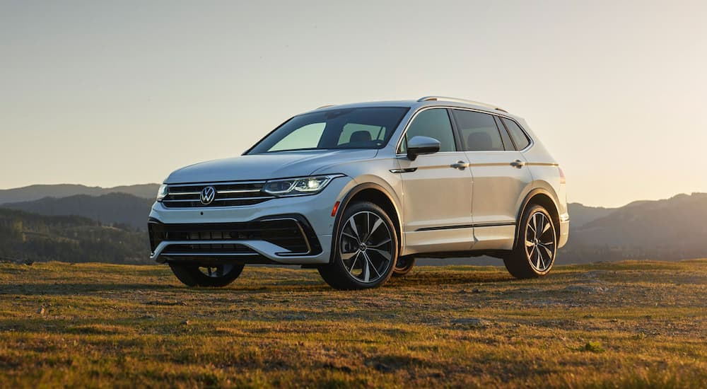 Which Refresh is Better? 2022 VW Tiguan vs 2022 Chevy Equinox?