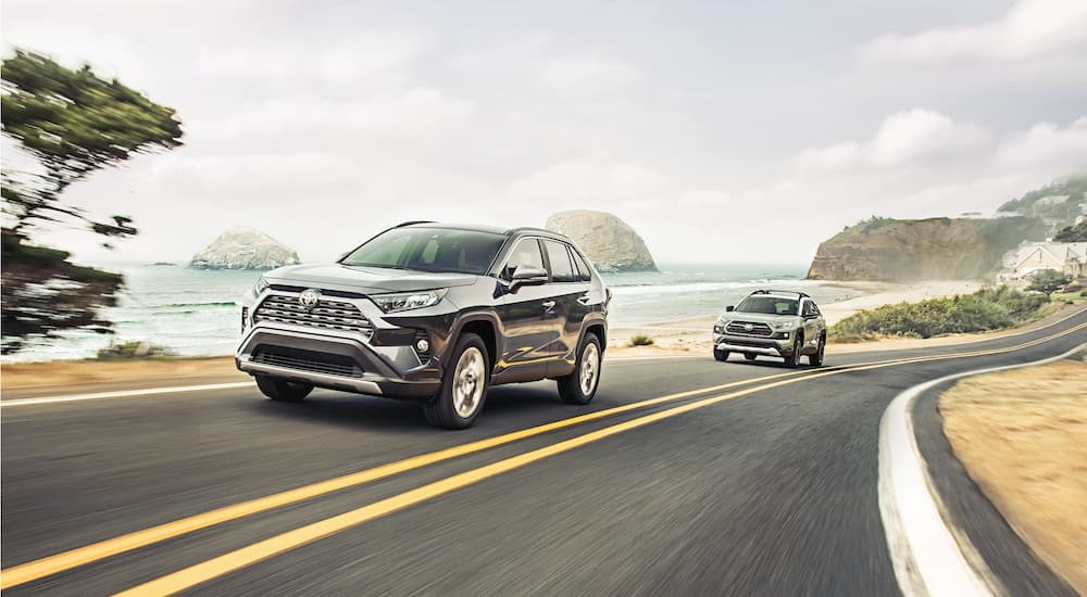 Five Years of SUV Sales in the US